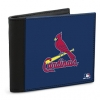 Click on St. Louis Cardinals(TM) MLB(R) Logo Men's RFID Wallet Personal Checks For More Details