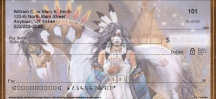 Click on Kindred Spirits Personal Checks For More Details