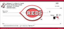 Click on Cincinnati Reds(TM) MLB(R) Logo Personal Checks For More Details