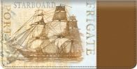 Click on Tall Ships Checkbook Cover For More Details