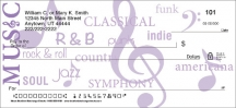 Click on Music Personal Checks For More Details
