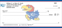 Click on University of Kansas Personal Checks For More Details