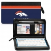 Click on Denver Broncos NFL Zippered Wallet For More Details