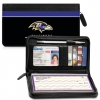 Click on Baltimore Ravens NFL Zippered Wallet For More Details
