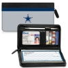 Click on Dallas Cowboys NFL Zippered Wallet For More Details
