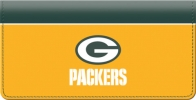 Click on Green Bay Packers NFL Checkbook Cover For More Details