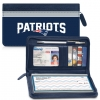 Click on New England Patriots NFL Zippered Wallet For More Details