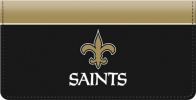 Click on New Orleans Saints NFL Checkbook Cover For More Details