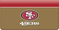 Click on San Francisco 49ers NFL Checkbook Cover For More Details