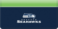 Click on Seattle Seahawks NFL Checkbook Cover For More Details