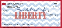 Click on Chevron Americana Personal Checks For More Details