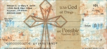 Click on Crosses of Faith Personal Checks For More Details