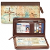 Click on Crosses of Faith Zippered Checkbook Cover For More Details