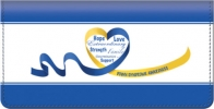 Click on Down Syndrome Awareness Checkbook Cover For More Details