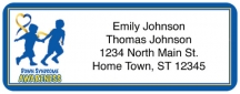 Click on Down Syndrome Awareness Return Address Label For More Details