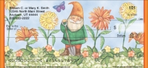 Click on Garden Gnomes Personal Checks For More Details