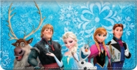 Click on Frozen Checkbook Cover For More Details