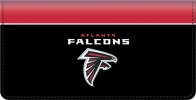 Click on Atlanta Falcons NFL Checkbook Cover For More Details