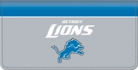 Click on Detroit Lions NFL Checkbook Cover For More Details