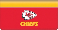 Click on Kansas City Chiefs NFL Checkbook Cover For More Details