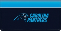 Click on Carolina Panthers NFL Checkbook Cover For More Details