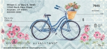 Click on Bicycles Personal Checks For More Details
