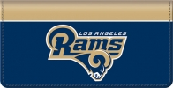Click on St. Louis Rams NFL Checkbook Cover For More Details