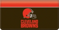 Click on Cleveland Browns NFL Checkbook Cover For More Details