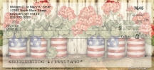 Click on American Blossoms Personal Checks For More Details