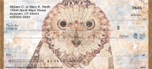Click on Owls Personal Checks For More Details