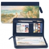 Click on A Walk on the Beach Zippered Checkbook Cover For More Details