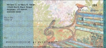 Click on A Day at the Park Personal Checks For More Details