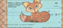 Click on Sly Fox Personal Checks For More Details