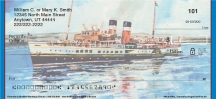 Click on Steamboats Personal Checks For More Details