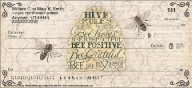 Click on Bee as Sweet as Honey Personal Checks For More Details