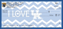 Click on I Love Wildcats Chevron Checks For More Details