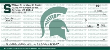 Click on Michigan State University Personal Checks For More Details