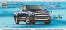 Click on Ford F-150 Trucks Personal Checks For More Details