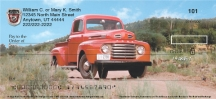 Click on Vintage Ford Trucks Personal Checks For More Details