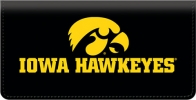 Click on University of Iowa(R) Checkbook Cover For More Details