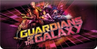 Click on Guardians of the Galaxy Checkbook Cover For More Details