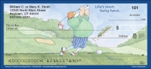 Click on Teeing Off Personal Checks For More Details