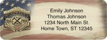 Click on Carpenter Address Labels For More Details