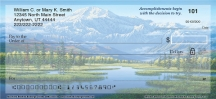 Click on Mountains Personal Checks For More Details