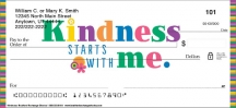 Click on Kindness Personal Checks For More Details
