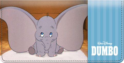 Click on Disney's Dumbo Leather Checkbook Cover For More Details