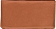 Click on Tan Checkbook Cover w/ Converter For More Details