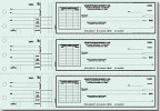 Click on Blue Safety Voucher 3-on-a-Page - 1 Box Personal Checks For More Details