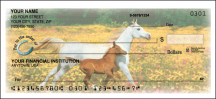 Click on Horse Play Side Tear - 1 Box Personal Checks For More Details