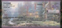 Click on Quiet Escapes by Thomas Kinkade Scenic - 1 Box Personal Checks For More Details
